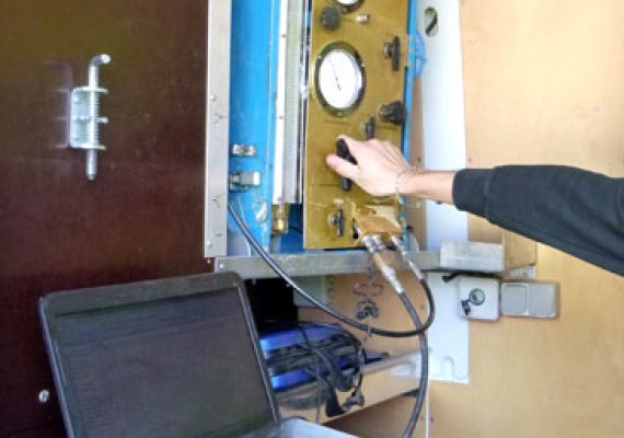 Pressiomètre APAGEO
